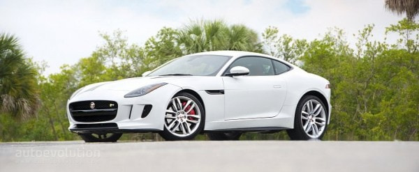 2015 Jaguar F Type R Coupe Hd Wallpapers The E Type Lives On