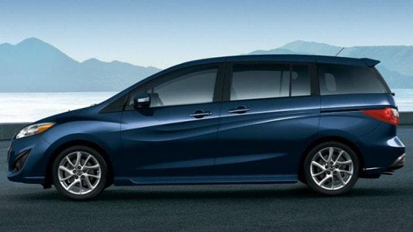 2015 mazda5 minivan drops manual transmission for the final model rh autoevolution com Manual Mazda Atenza Red Mazda