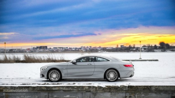 2015 Mercedes Benz S Class Coupe Hd Wallpapers If Rodin Was A