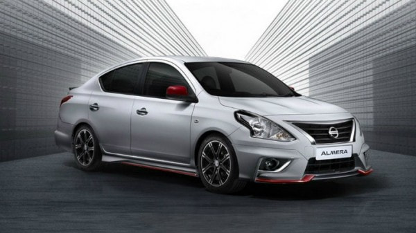 2015 Nissan Almera Nismo Performance Packs 101 Hp In