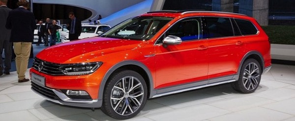 Passat Alltrack Usa >> 2015 Volkswagen Passat Alltrack Goes On Sale In Germany From