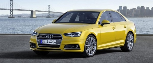 Audi A Price Tag For Germany Revealed The Sedan Starts At - Audi car 2016