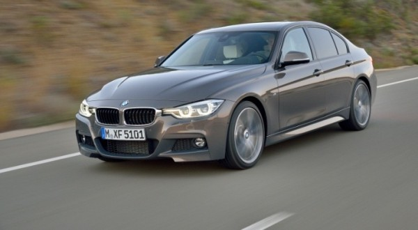 2016 Bmw 3 Series Facelift Officially Unveiled With New Engines And