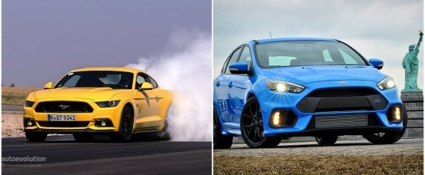 2016 Ford Focus Rs Pricing Starts At