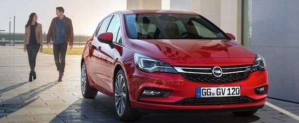 3 Photos 2017 Opel Astra