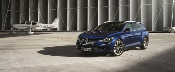 2016 Renault Talisman Estate Revealed In Full Brings Racy Styling