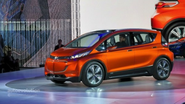 2017 Chevrolet Bolt Ev Production To Start In October 2016