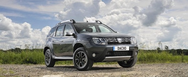 2017 dacia duster to debut at 2016 goodwood festival of speed autoevolution. Black Bedroom Furniture Sets. Home Design Ideas