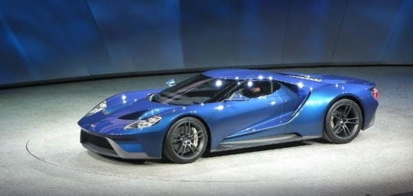 Photos All New Ford Gt