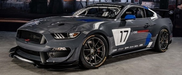 4 Photos 2017 Ford Mustang Gt4 Turnkey