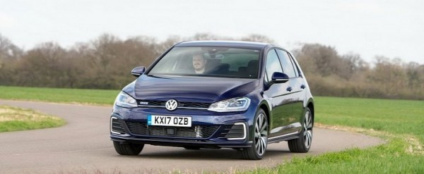 2017 golf gte plug-in hybrid is supposedly £3,420 cheaper in the uk