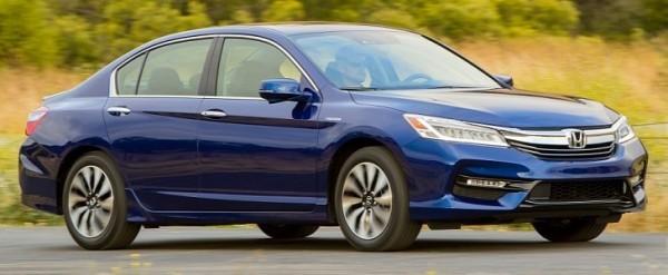 2017 Honda Accord Hybrid Gets More Horsepower Better