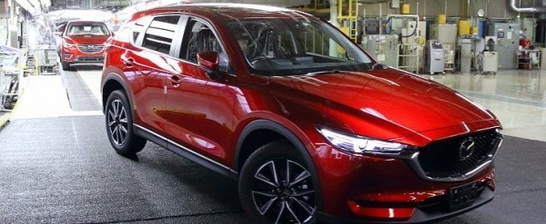 2017 Cx 5 Release Date >> 2017 Mazda Cx 5 Starts Production Japanese On Sale Date Set