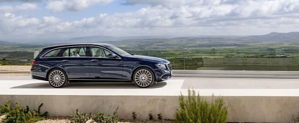 2017 Mercedes-Benz E-Class Estate Priced in the UK - autoevolution