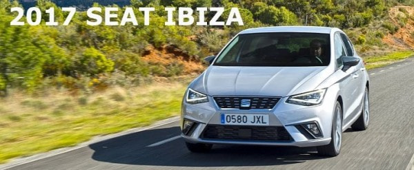 2017 seat ibiza 1.0 tsi acceleration test: as fast as r56 mini