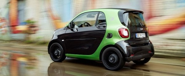 2017 Smart Fortwo Electric Drive Gets Lower Us Price Increased