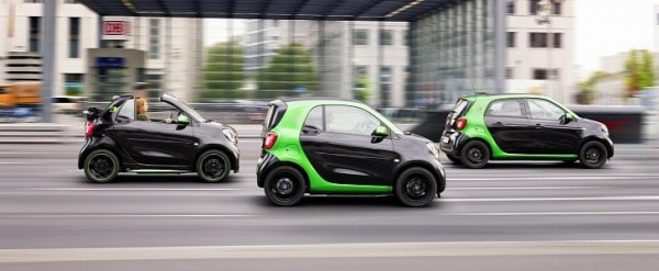 2017 Smart Fortwo Electric Drive Holds A Starting Price Of Eur