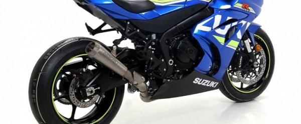2017 Suzuki GSX-R1000/R Arrow Exhausts On SpeedMob Shelves
