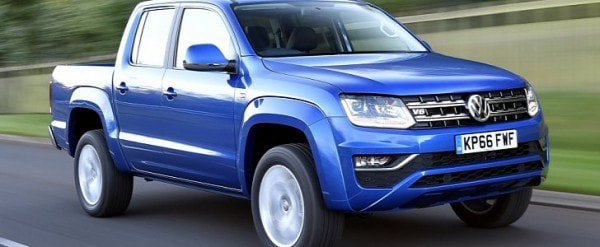 2017 Volkswagen Amarok V6 TDI Now Available to Order in the