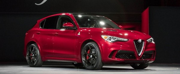 2018 Alfa Romeo Stelvio Range Says Ciao New York With 280 Hp