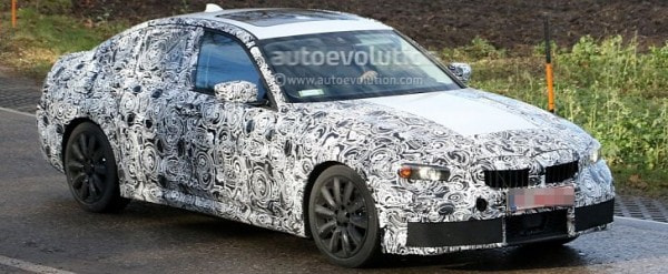 2018 Bmw 3 Series Shows Its M Sport