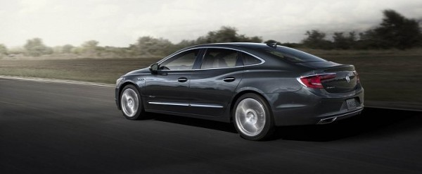 2018 buick lacrosse avenir is more expensive than the cadillac xts 11 photos buick lacrosse sciox Image collections