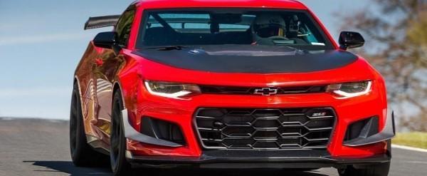 Zl1 1le Price >> 2018 Chevrolet Camaro Zl1 1le Sets 7 16 04 Nurburgring Lap