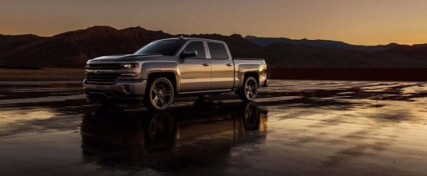 2018 Chevy Silverado Performance Concept Gets Supercharged ...