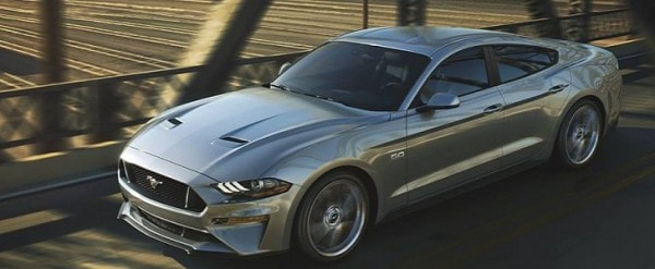 2018 Ford Mustang GT Sedan Rendered As the Four-Door from ...