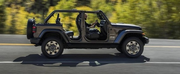 Diesel Jeep Wrangler >> 2018 Jeep Wrangler Gets 2 2 Multijet Ii Turbo Diesel Engine