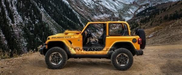 High Quality 19 Photos. 2018 Jeep Wrangler Color ...