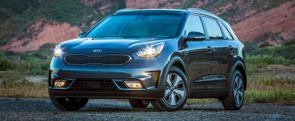 2018 Kia Niro Plug-In Priced At $28,840 For Entry-Level LX Model | autoevolution