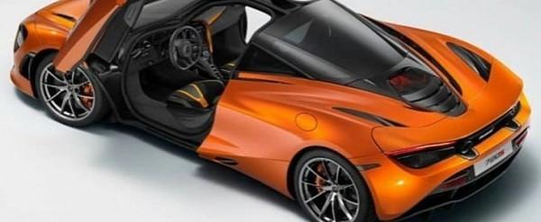 3 photos & 2018 McLaren 720S Finally Leaks Out Door Mechanism Looks Freaking ...