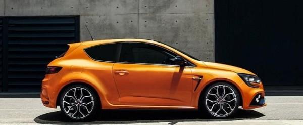 54 photos & 2018 Megane RS 3-Door Rendering Feels Ridiculous - autoevolution