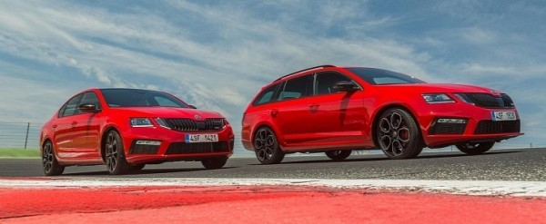 2018 Skoda Octavia Rs 245 Unleashed With Challenge Plus Package