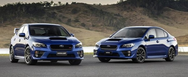 2018 Subaru Wrx To Be Just A Facelift All New Model Due In 2020 At The Earliest
