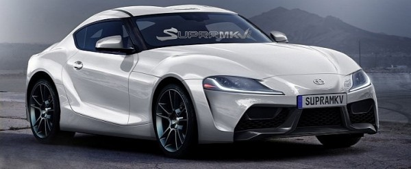 Toyota Supra 2018 >> 2018 Toyota Supra Renderings Seem Spot On Show F1 Car Nose
