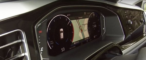 Volkswagen polo tsi 95