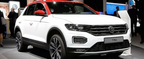2018 Volkswagen T-Roc Goes on Sale from €20,390 With