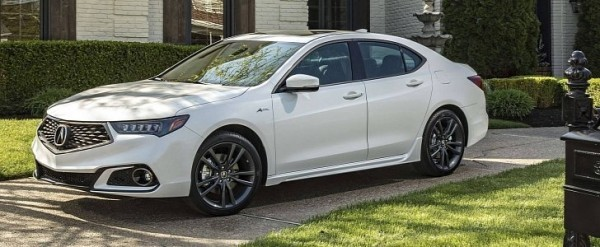 Cheapest Car On Gas >> 2019 Acura TLX A-Spec Now Available With Base Engine - autoevolution