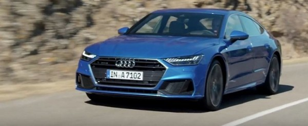 Audi A Sportback Shines In New Official Videos Autoevolution - Audi official