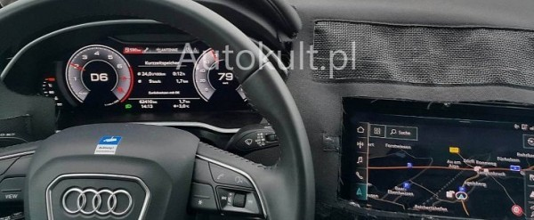 2019 audi q3 interior features virtual cockpit and for Quando esce la nuova audi q3 2018