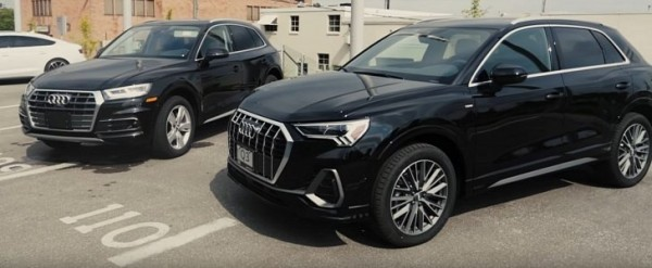 2019 Audi Q3 vs  Audi Q5: The Differences Aren't Huge - autoevolution
