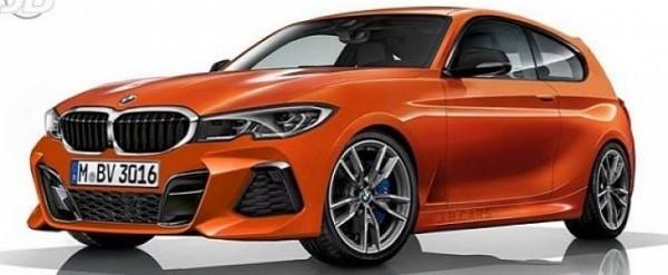 2019 Bmw 1 Series Rendered Looks Spot On Autoevolution
