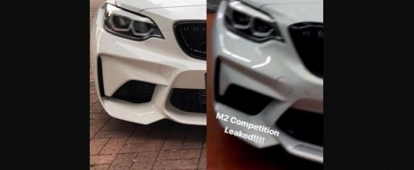 2019 Bmw M2 Competition Rumored To Debut In China On April