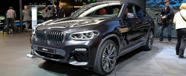 2019 Bmw X4 Looks All New In Geneva But Is It Hotter Than The Velar