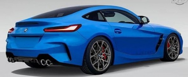 2019 Bmw Z4 M Coupe Rendered As The Sportscar Bmw Needs To