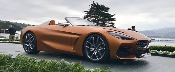 2019 Bmw Z4 M Not Happening Z4 M40i Competition Package Will Have To Suffice Autoevolution
