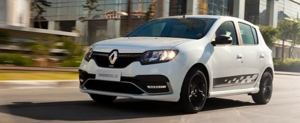 2019 dacia sandero will be a compact is getting 1 3 turbo autoevolution. Black Bedroom Furniture Sets. Home Design Ideas