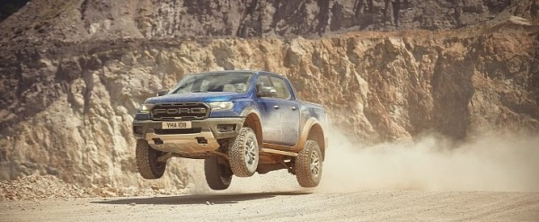 2019 Ford Ranger Raptor Arriving In Europe This Summer